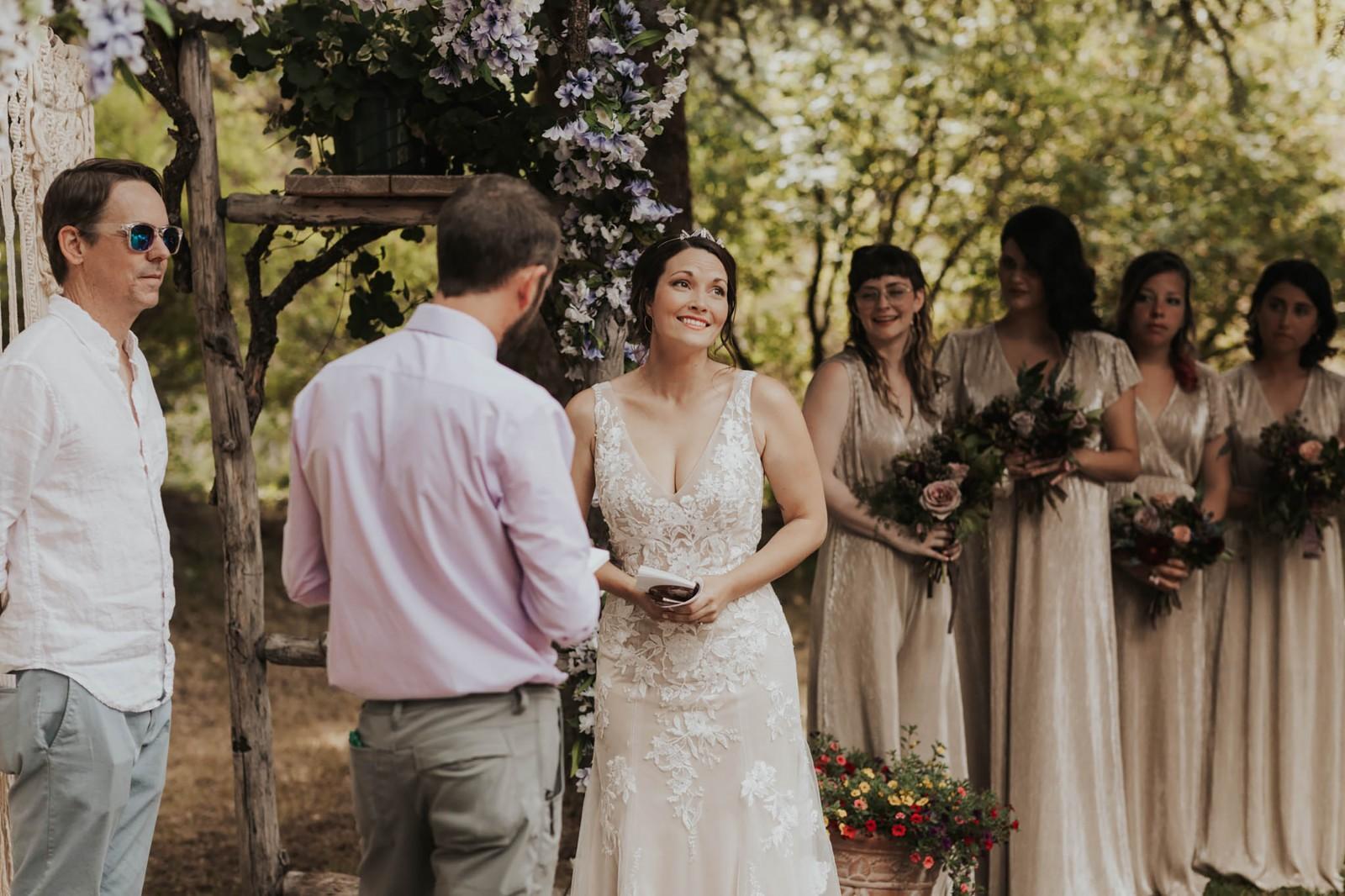 Outdoor Wedding Venue in Colorado