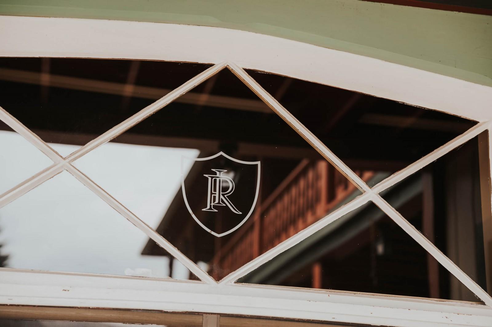 Redstone Inn Vintage Window
