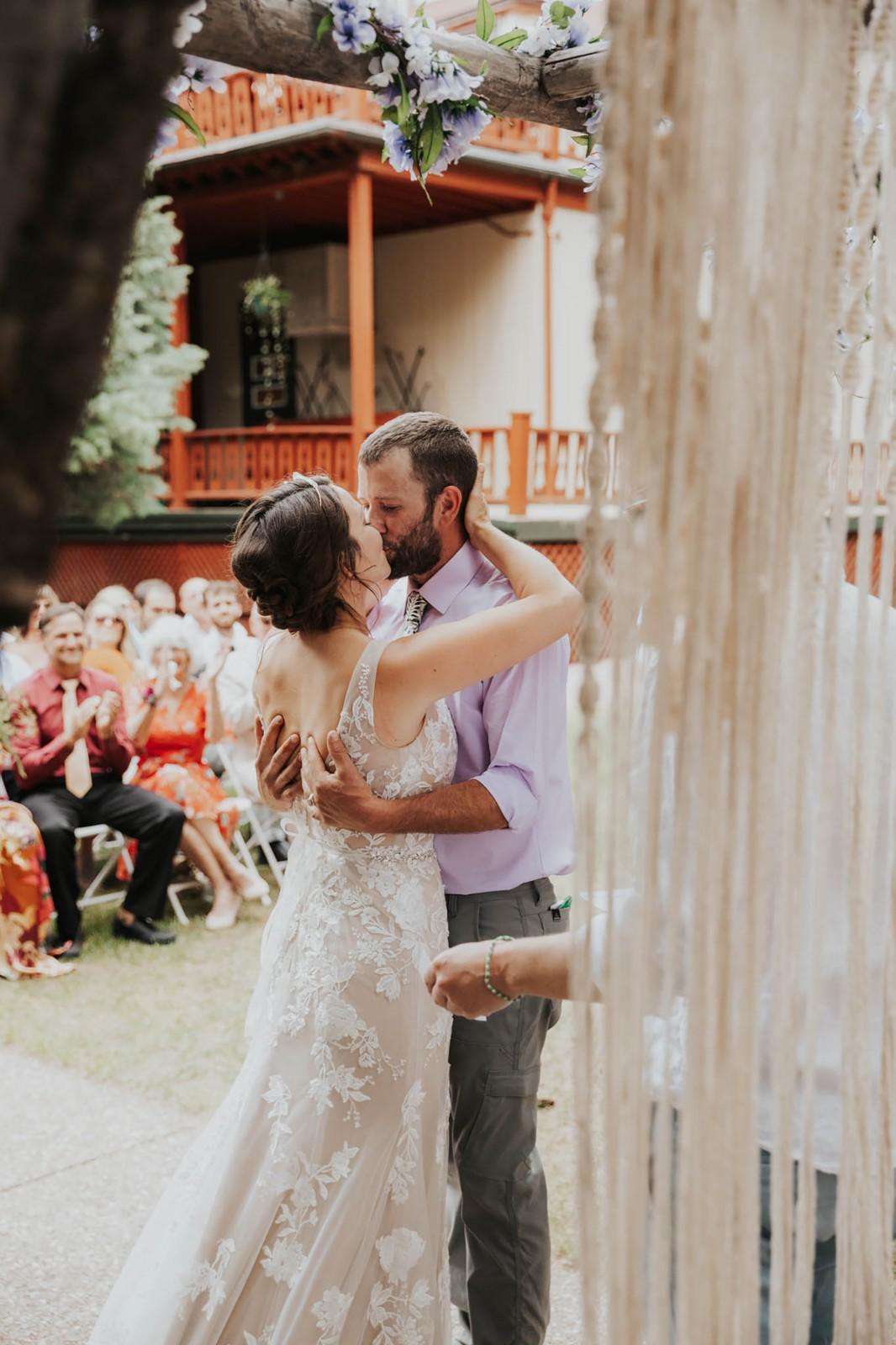 Wedding Ceremony Venue, Redstone, Colorado
