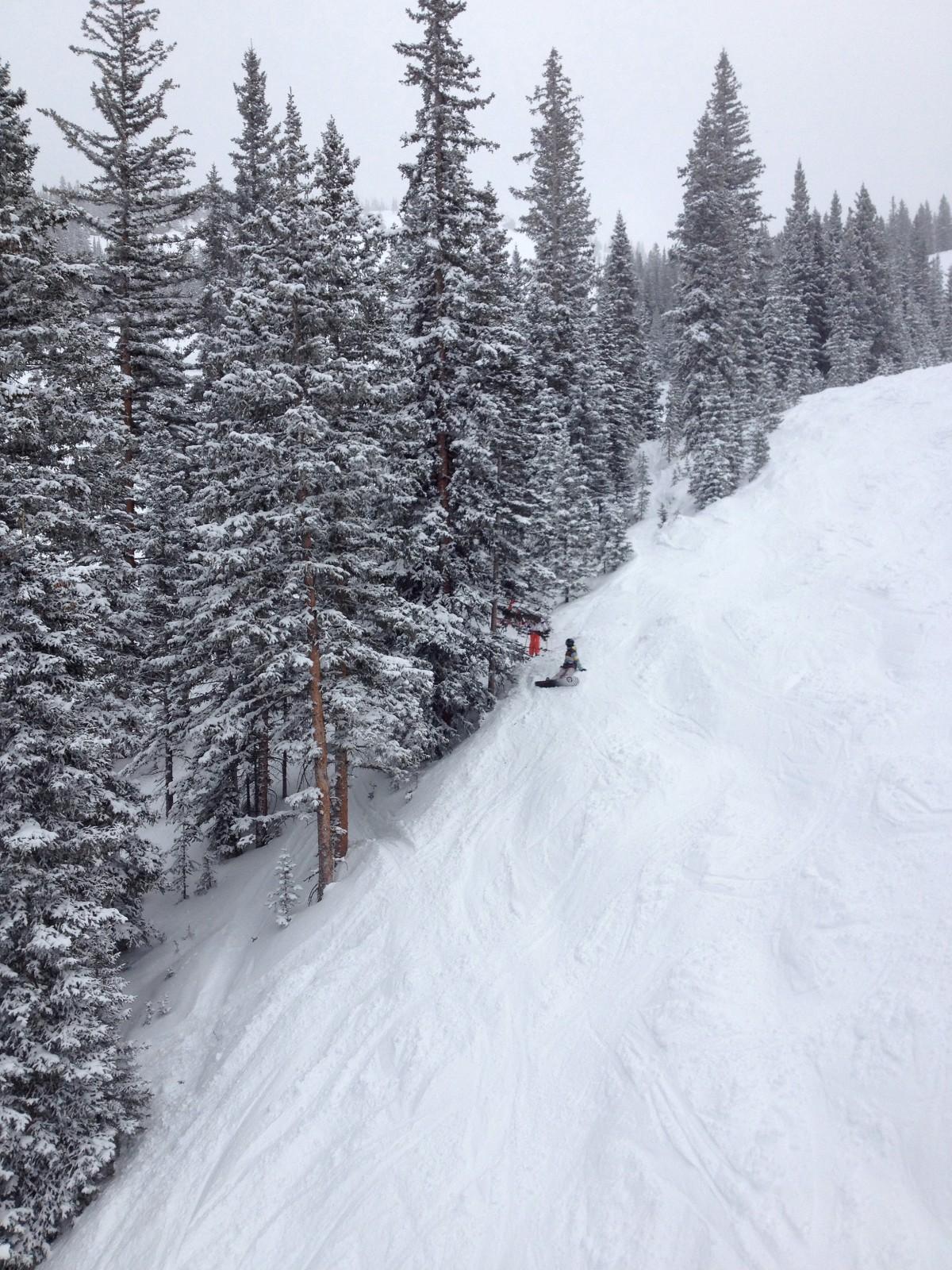 Winter Sports, Colorado