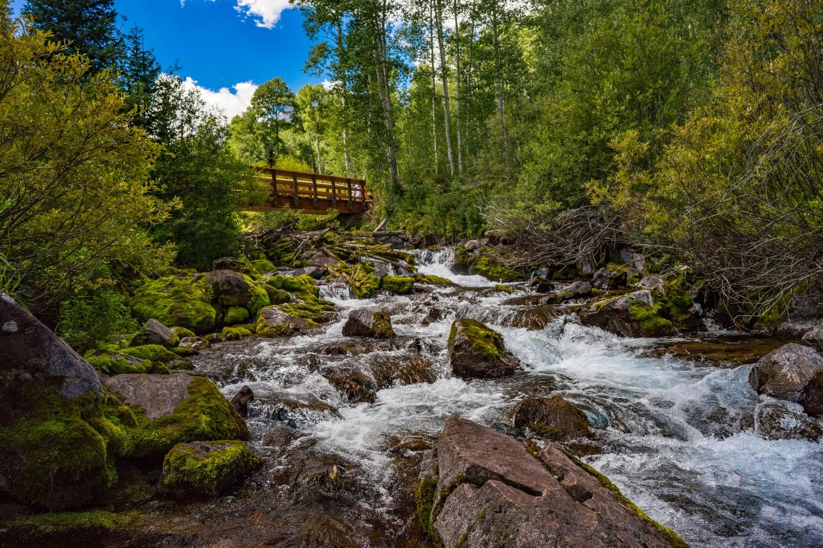 White River, Snowmass Wilderness, Colorado