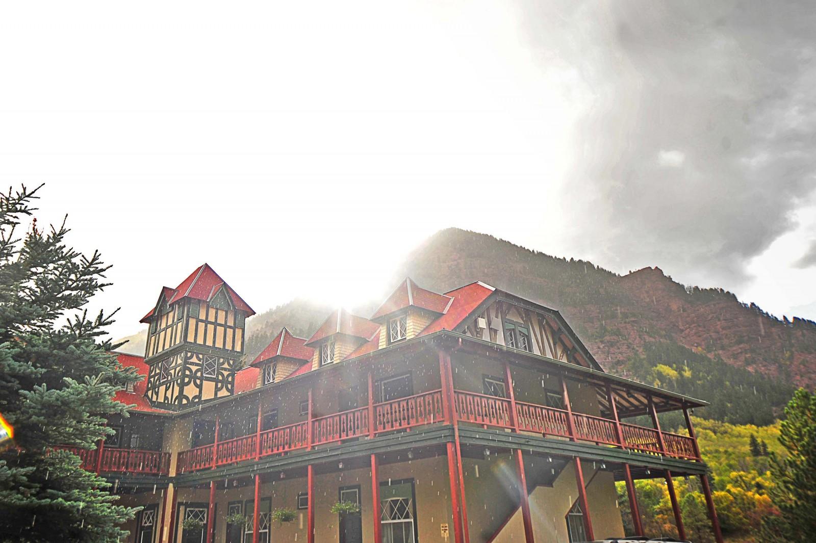 Redstone Inn, Rocky Mountains, Colorado