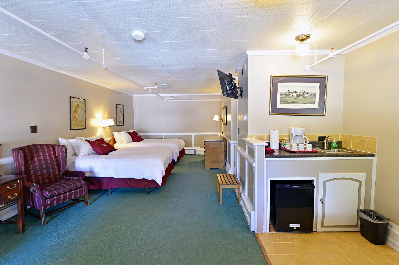 Redstone Inn Terrace Hotel Room, Colorado