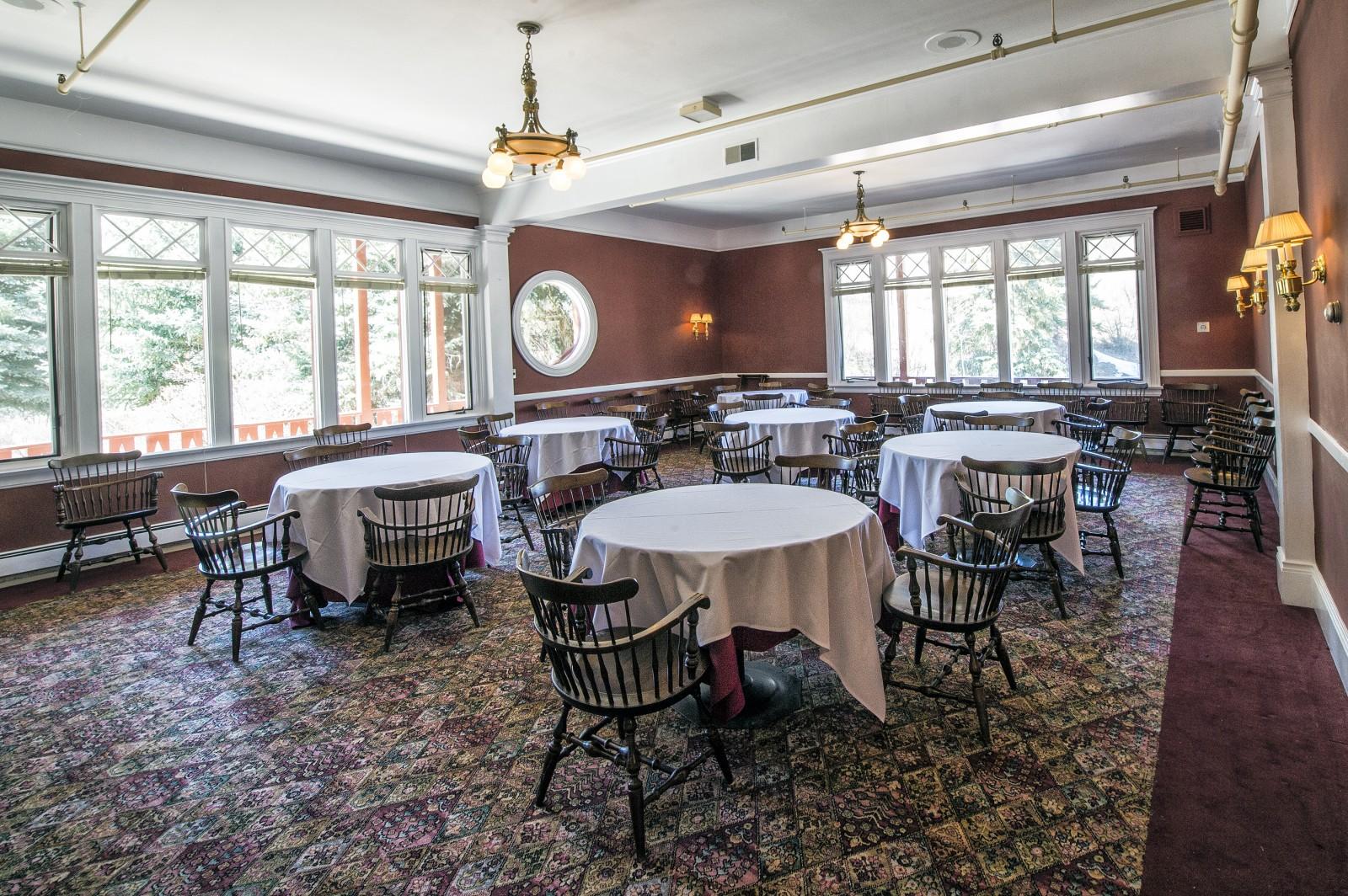 Red's Restaurant at Redstone Inn