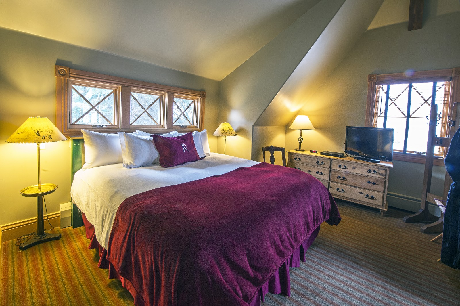 The Chalet Hotel Room at Redstone Inn, Colorado
