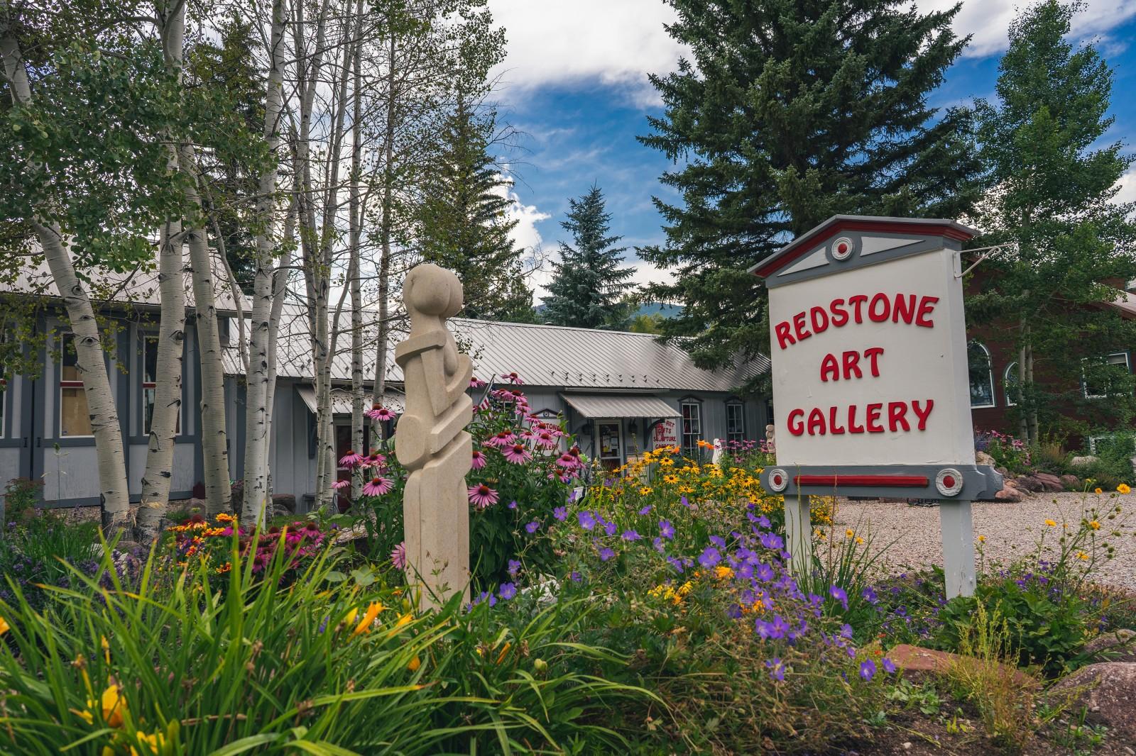 Redstone Art Gallery, Colorado